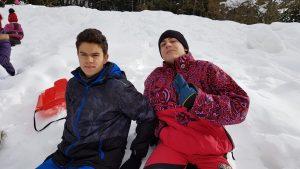 Снежно приключение