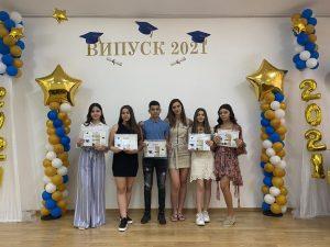 ВИПУСК 2021 НА VII КЛАС